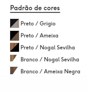 Linha Prius (40mm) cores